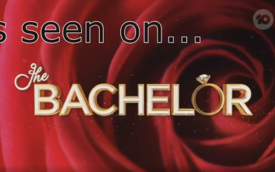 As seen as on The Bachelor